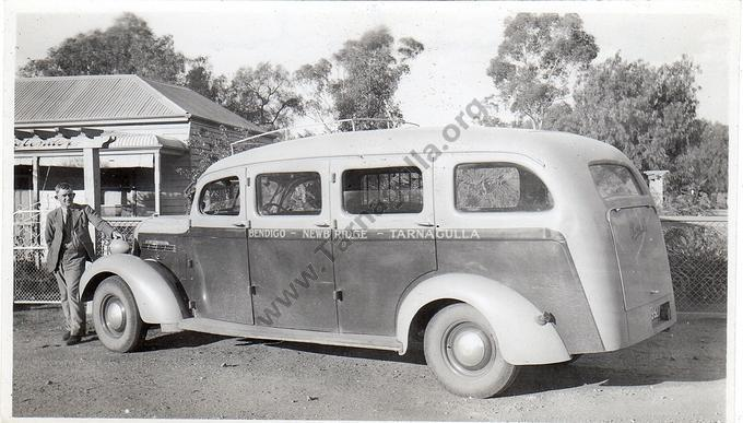 Tarnagulla Bus