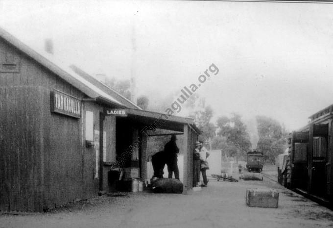 Tarnagulla Railway Station