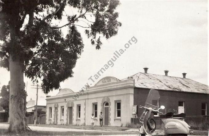 Victoria Theatre, c1965