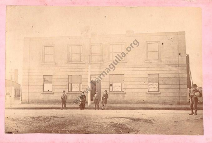 Tarnagulla Borough Council Chambers (1)