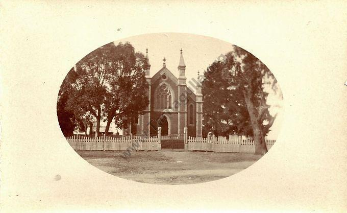 Methodist Church, Tarnagulla, c1909