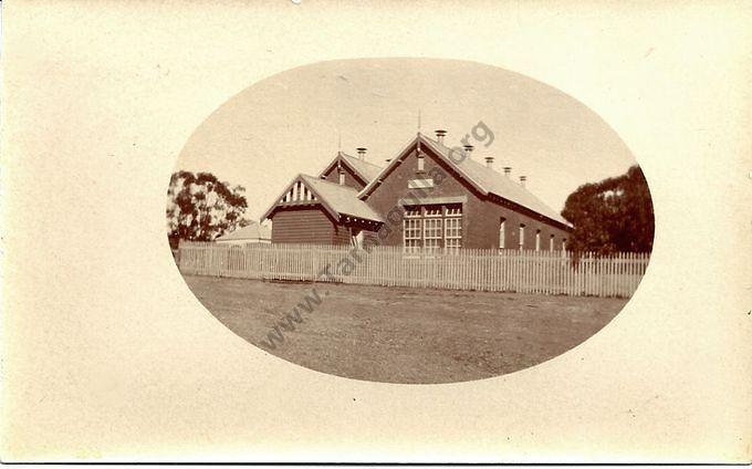 Tarnagulla State School 1023 c 1909