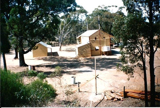Pavilion Restoration, 1990