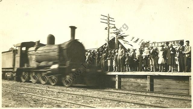 1937 Tarnagulla Reunion Train