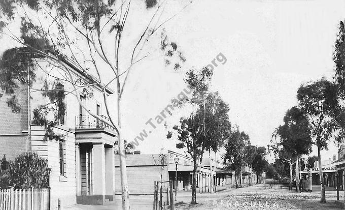 Tarnagulla, 1909