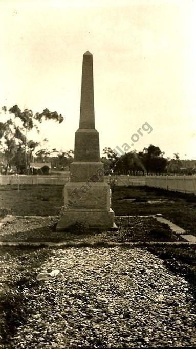 Tarnagulla War Memorial, c1925