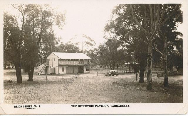 The Reservoir Pavilion, Tarnagulla