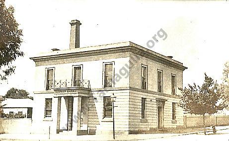 Union Bank of Australia, Tarnagulla, c 1920