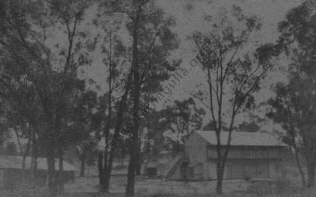 Recreation Reserve and Pavilion, c1919.