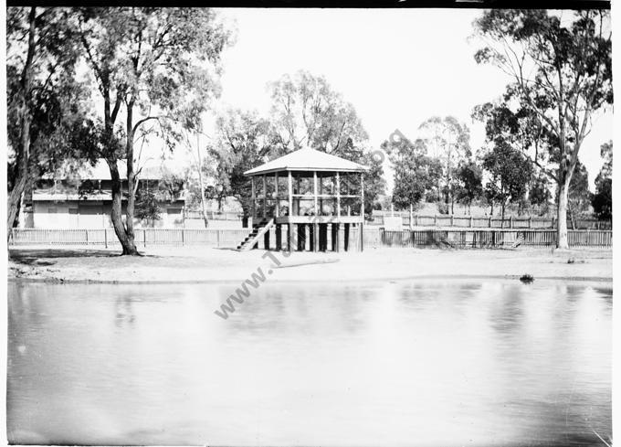 Recreation Reserve, c1912