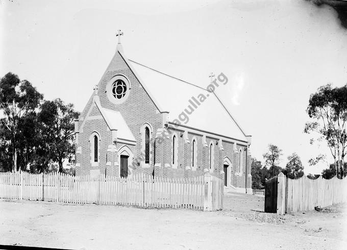 St Francis' Roman Catholic Church, Tarnagulla, c1912