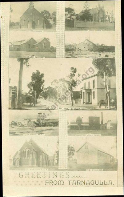 Views of Tarnagulla, 1906 David Gordon Collection